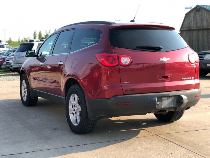 Chevrolet Traverse 2012 price $8,999 Cash