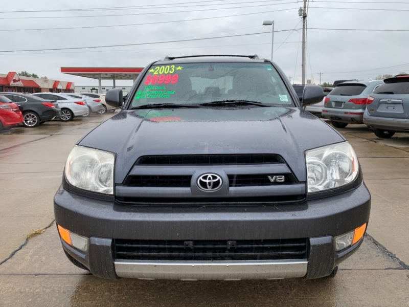 Toyota 4Runner 2003 price 2999 DOWN PAYMENT