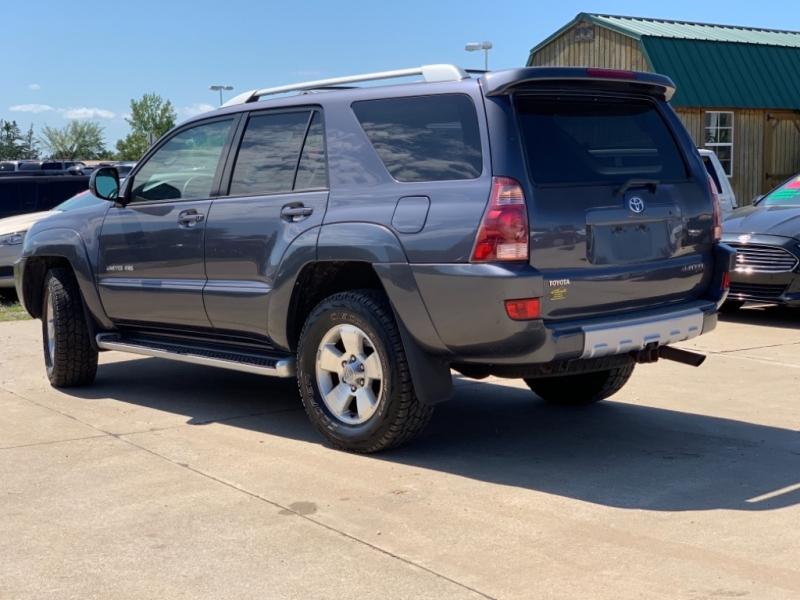 Toyota 4Runner 2003 price $6,999 Cash