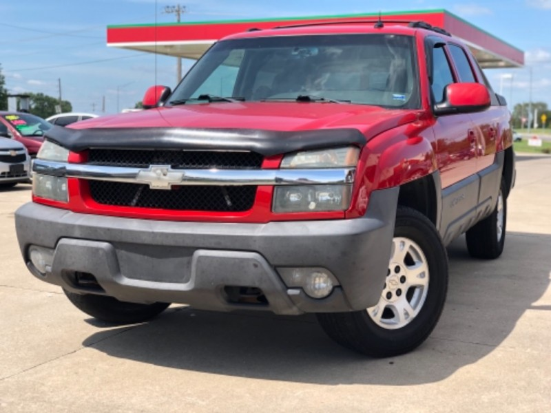 Chevrolet Avalanche 2003 price 2999 DOWN PAYMENT