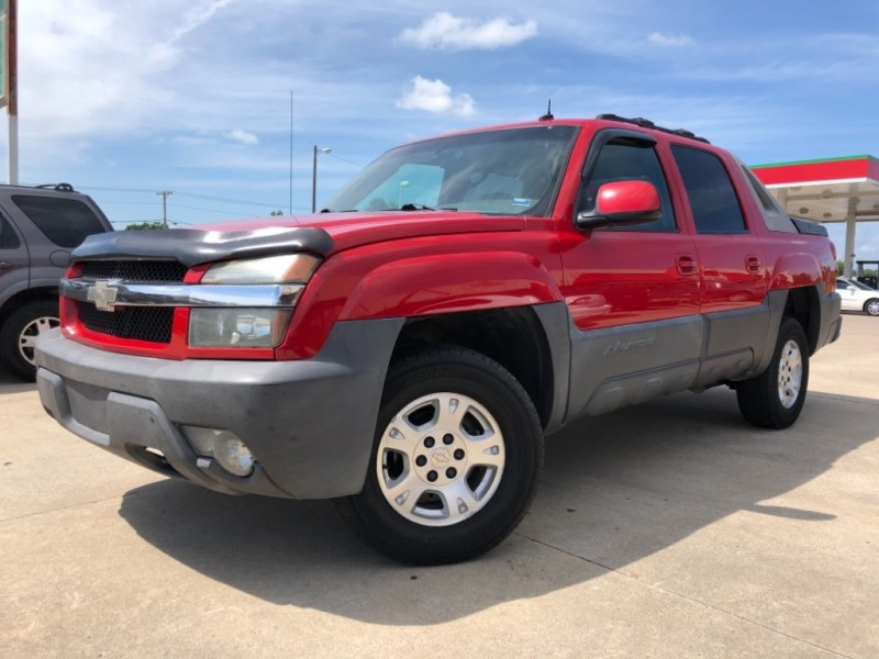 Chevrolet Avalanche 2003 price $7,999 Cash