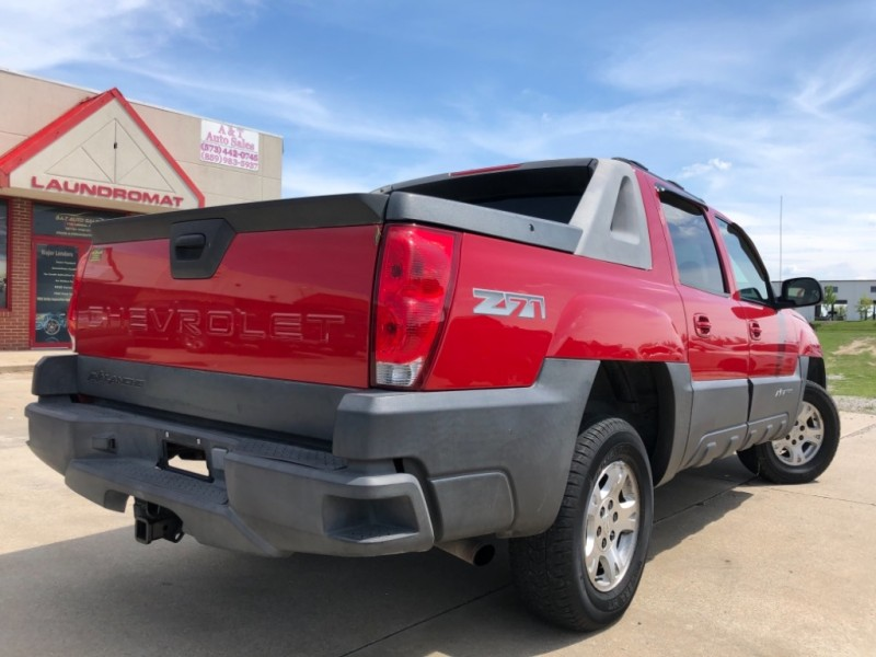 Chevrolet Avalanche 2003 price $5,999 Cash