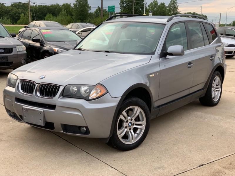 BMW X3 2006 price $6,999