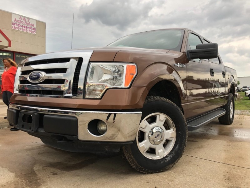 Ford F-150 2012 price $16,999 Cash