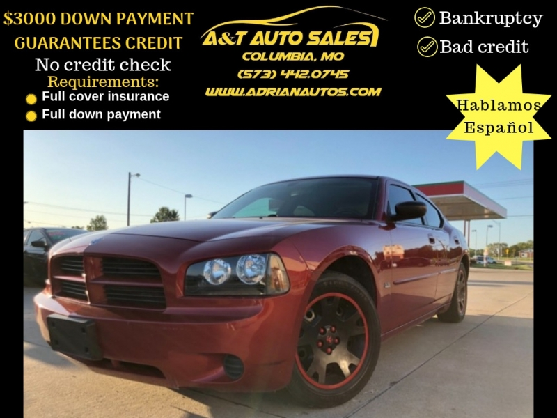 Dodge Charger 2006 price 2999 DOWN PAYMENT