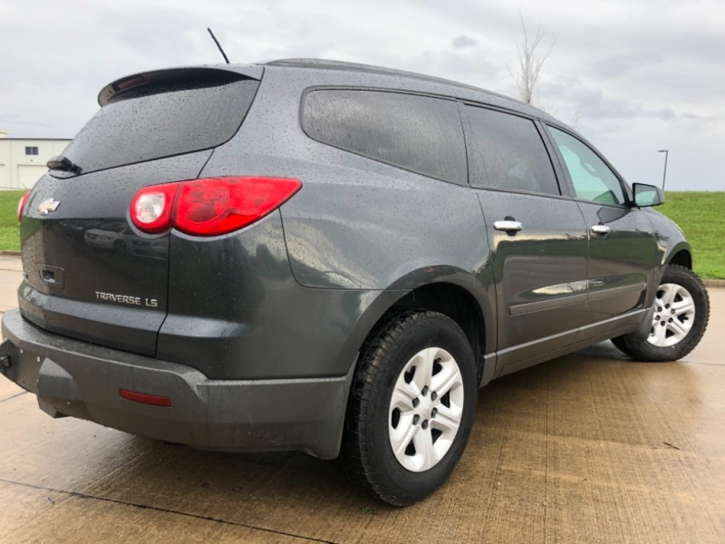 Chevrolet Traverse 2009 price $6,999 Cash