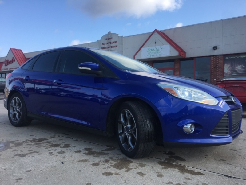 Ford Focus 2013 price $5,499 Cash