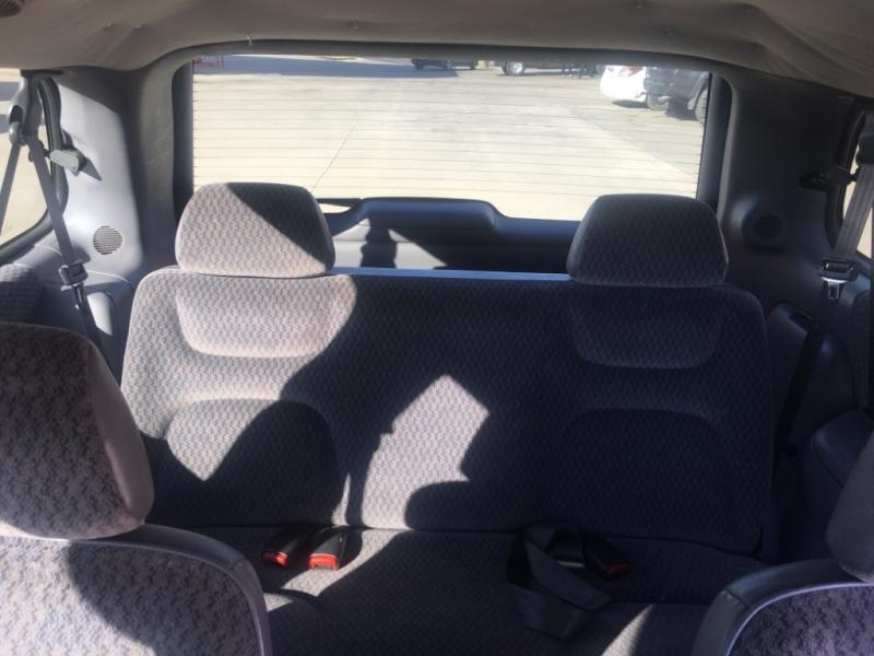 Dodge Caravan 2000 price 1999 CASH