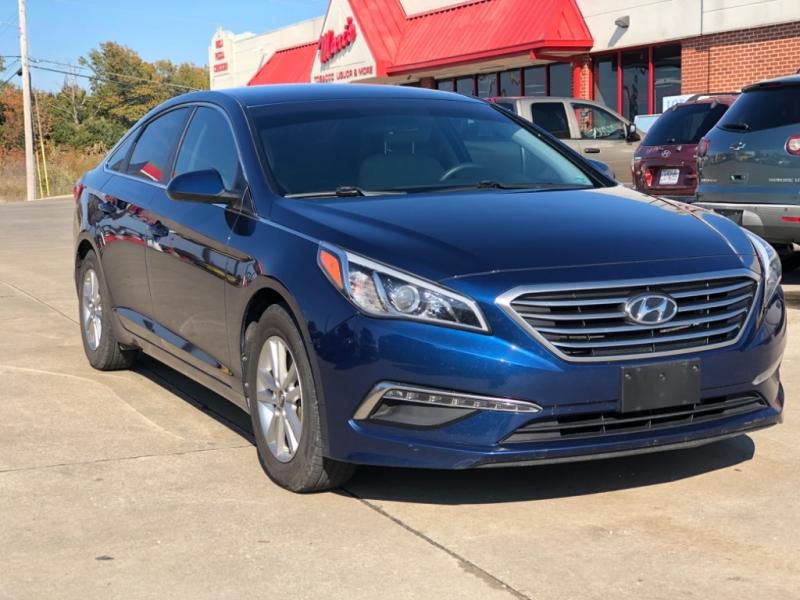 Hyundai Sonata 2015 price