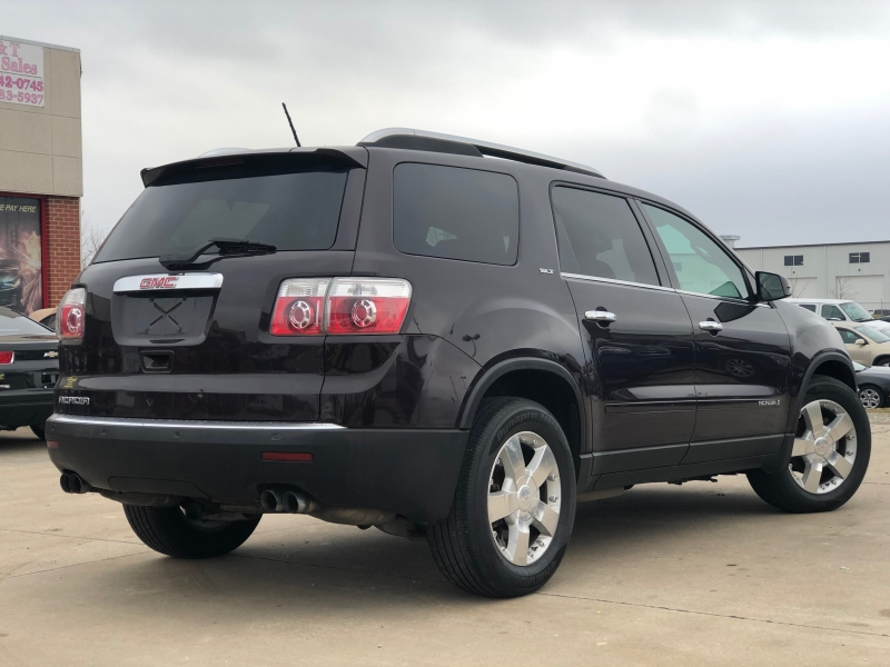 GMC Acadia 2008 price $6,999 Cash