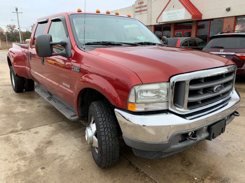 Ford Super Duty F-350 DRW 2003 price $10,999 Cash