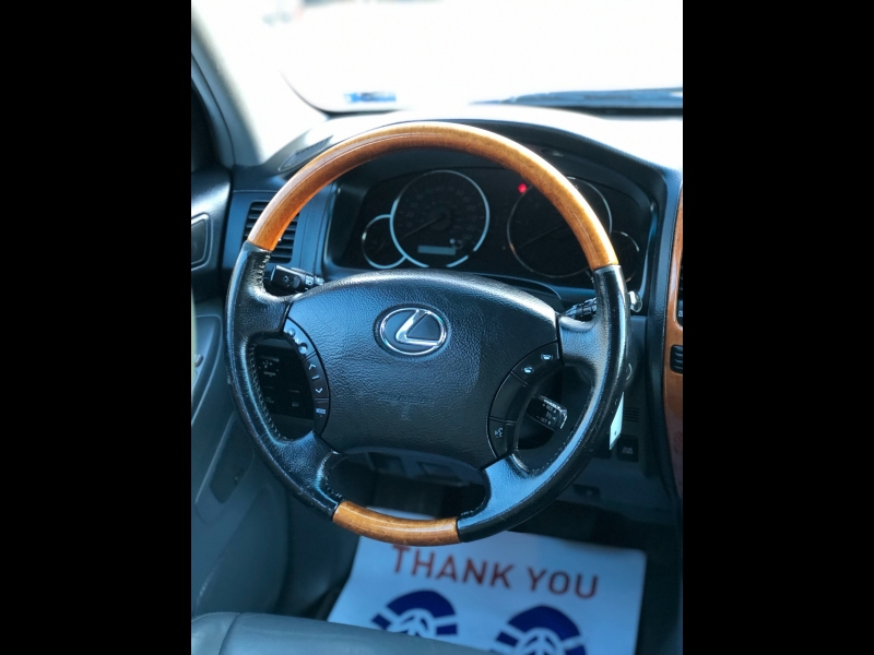 Lexus GX 470 2005 price $7999 Cash