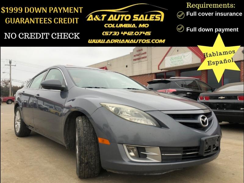 Mazda Mazda6 2009 price $4,999 Cash