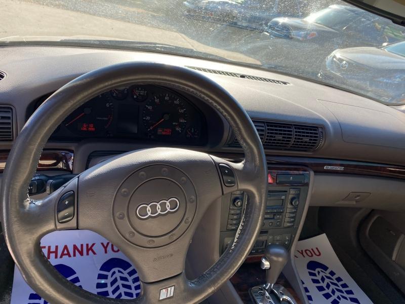 Audi A4 2001 price $3,999 Cash