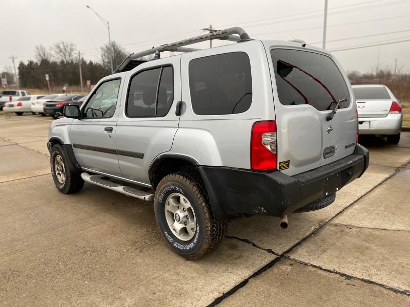 Nissan Xterra 2000 price