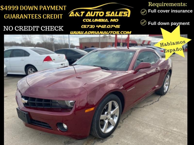 Chevrolet Camaro 2011 price $12999 Cash