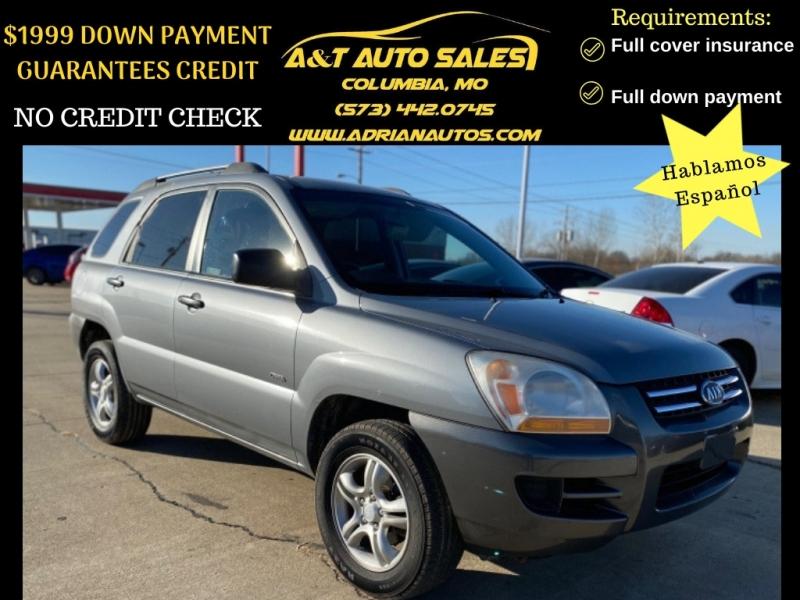 Kia Sportage 2008 price $4449 Cash