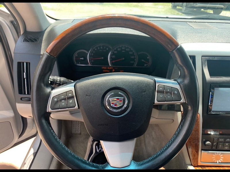 Cadillac STS 2009 price
