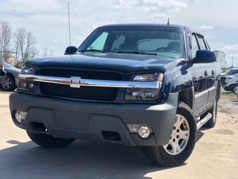 Chevrolet Avalanche 2002 price $5,999 Cash