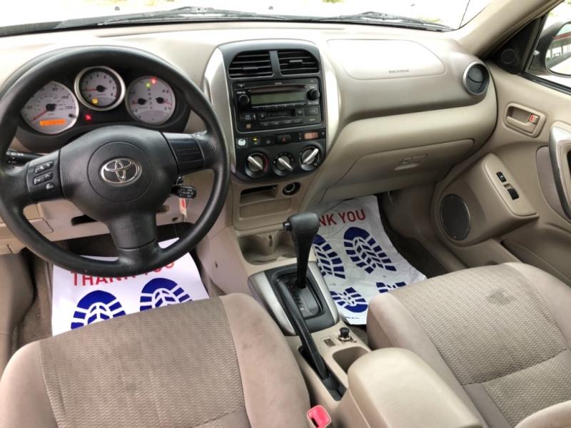 Toyota RAV4 2004 price $1000 DOWN PAYMENT