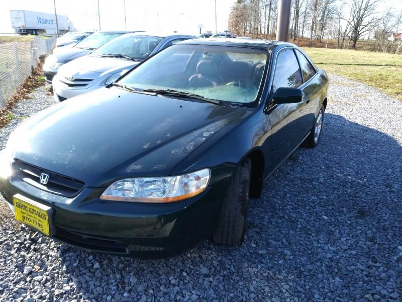 Honda Accord Cpe 1998 price