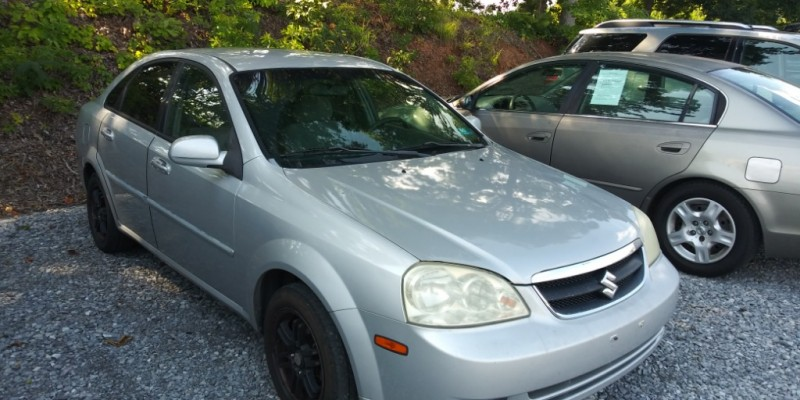 Suzuki Forenza 2007 price CALL FOR PRICE