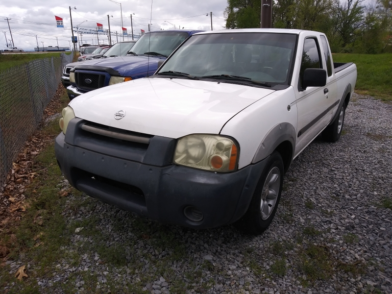 Nissan Frontier 2WD 2002 price CALL FOR PRICE