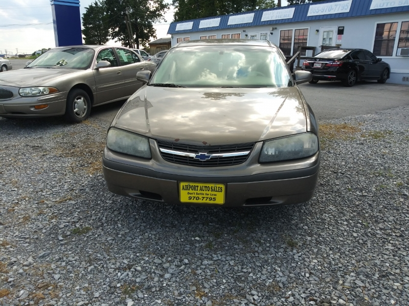Chevrolet Impala 2003 price CALL US