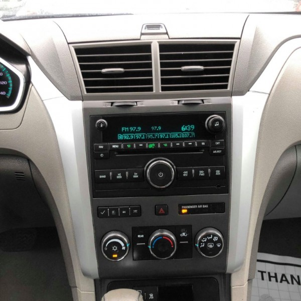 Chevrolet Traverse 2010 price $6,500