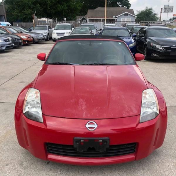 Nissan 350Z 2005 price $7,500