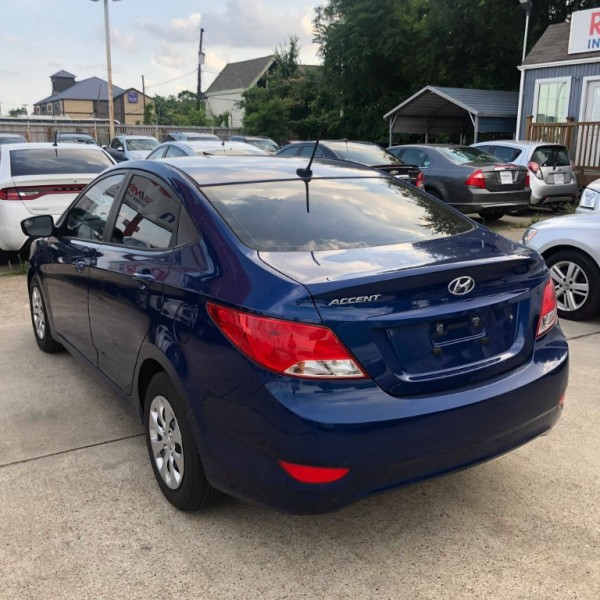 Hyundai Accent 2015 price $4,999