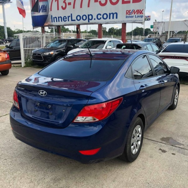 Hyundai Accent 2015 price $5,581