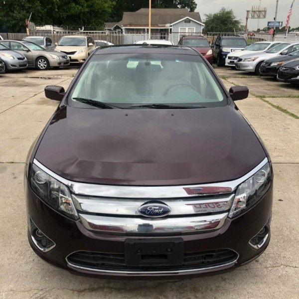 Ford Fusion 2011 price $6,150