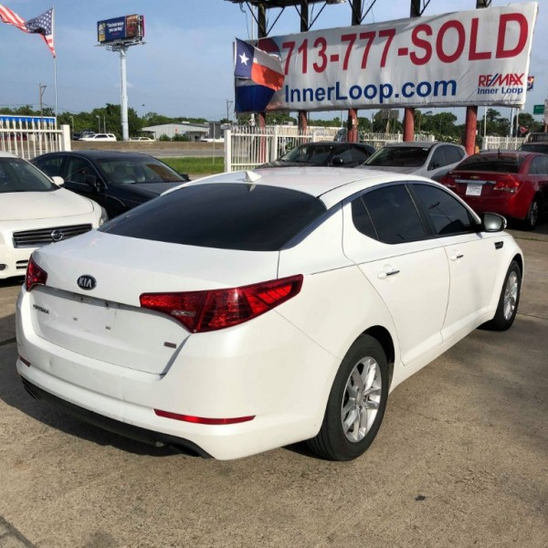 Kia Optima 2013 price $6,300