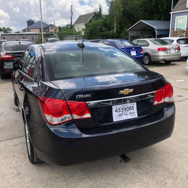 Chevrolet Cruze Limited 2016 price $8,450