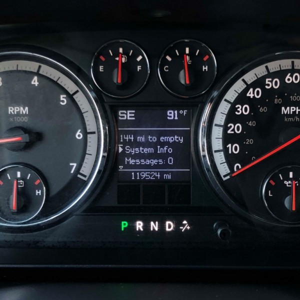 Dodge Ram 1500 2009 price $11,350