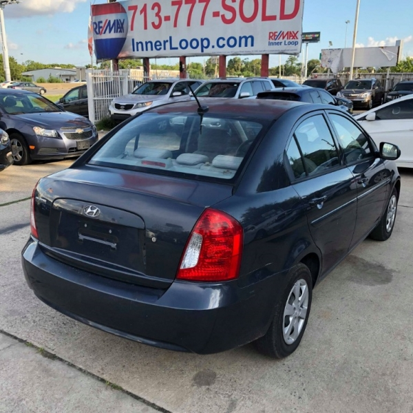Hyundai Accent 2011 price $3,999