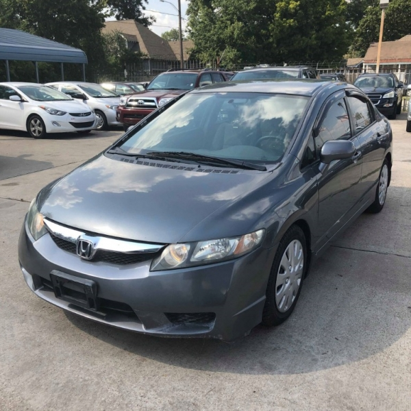 Honda Civic Sdn 2010 price $5,600