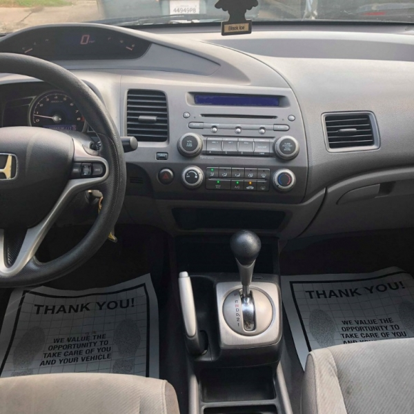 Honda Civic Sdn 2010 price $5,600