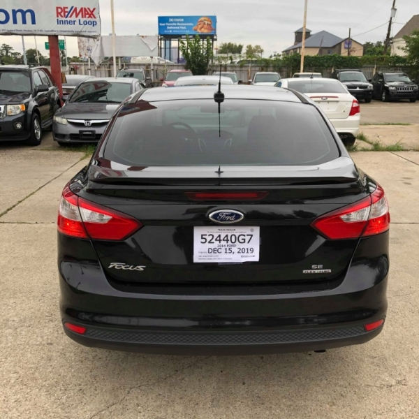 Ford Focus 2014 price $6,350