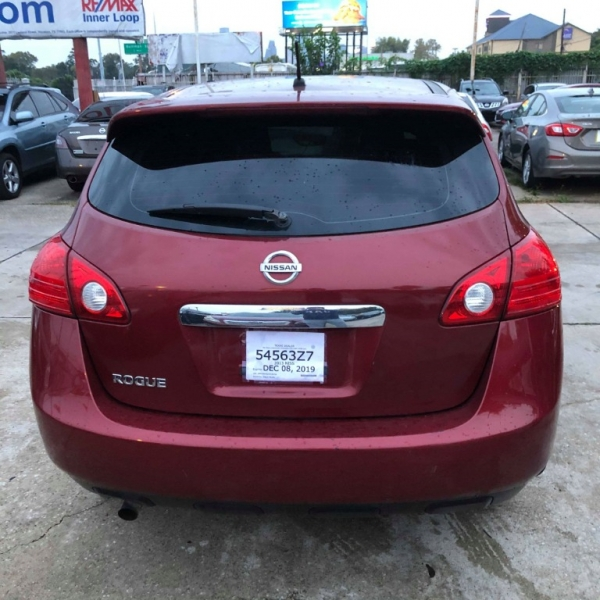 Nissan Rogue 2013 price $6,750