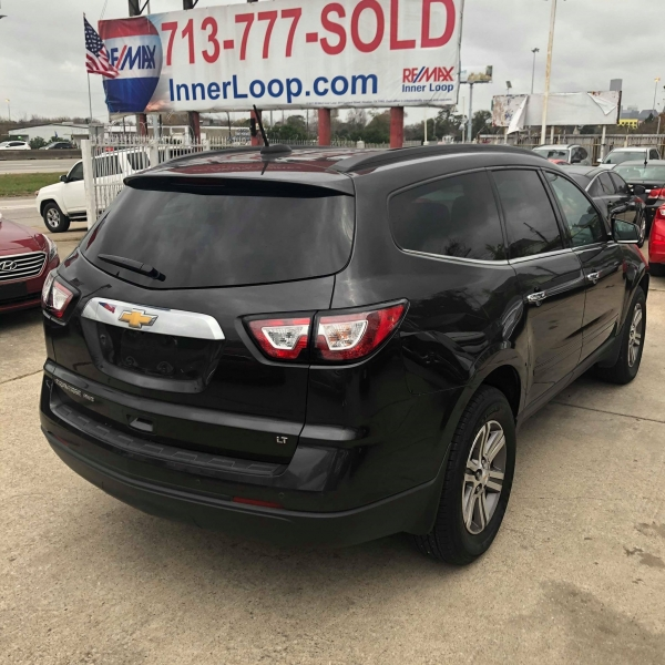 Chevrolet Traverse 2017 price $13,388