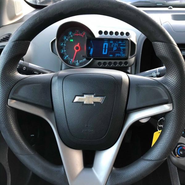 Chevrolet Sonic 2012 price $5,750