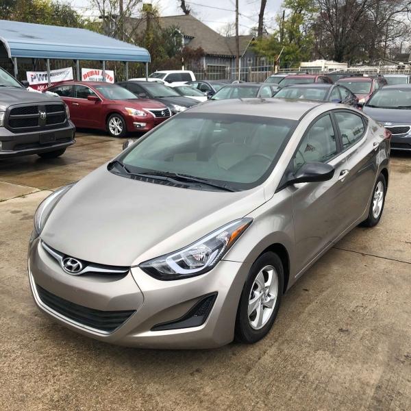 Hyundai Elantra 2014 price $5,600