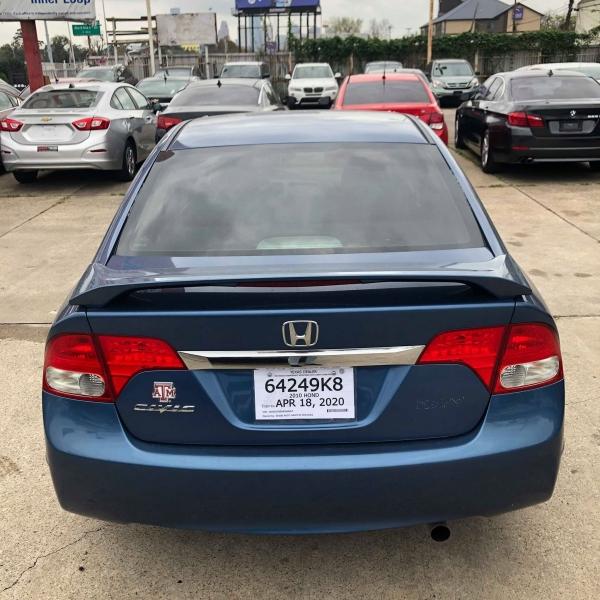 Honda Civic Sdn 2010 price $6,600