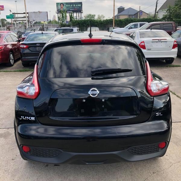 Nissan JUKE 2016 price $10,588