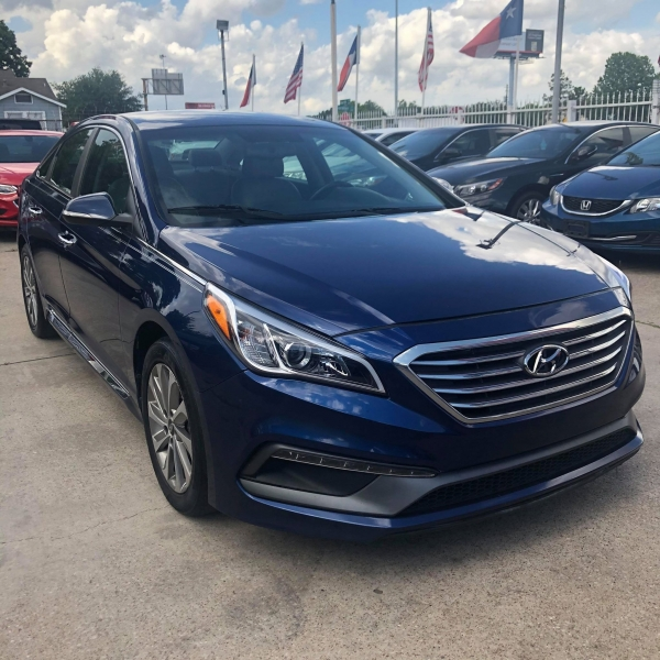 Hyundai Sonata 2015 price $9,350