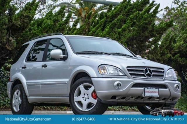 2000 Mercedes-Benz ML550