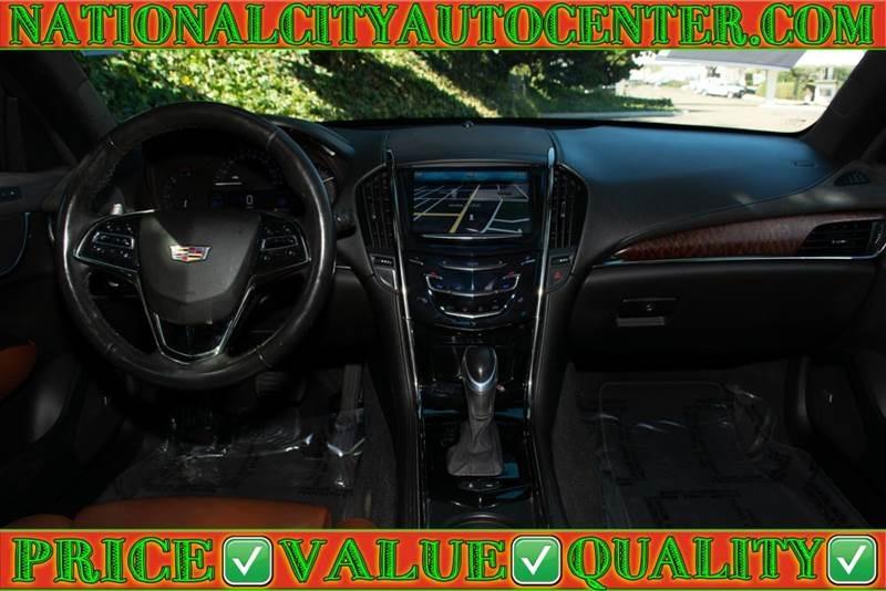 Cadillac ATS 2015 price $23,900