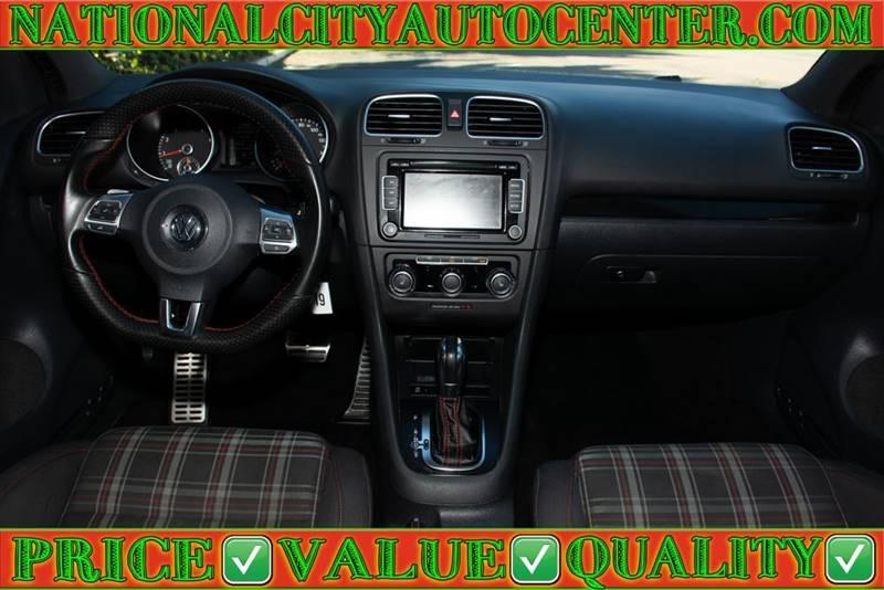 Volkswagen GTI 2012 price $12,990